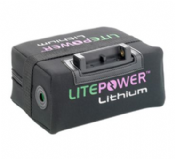Carry Bag for LitePower Lithium Battery (18 Hole)